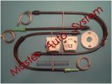 Kit reparatie macara geam electric Volkswagen Golf 4 (fab.'97-'07) fata stanga