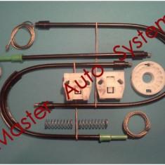 Kit reparatie macara geam electric Volkswagen Golf 4 (fab.'97-'07) fata stanga, GOLF IV (1J1) - [1997 - 2005]