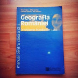 Manual Geografie clasa XII editura Humanitas Educational