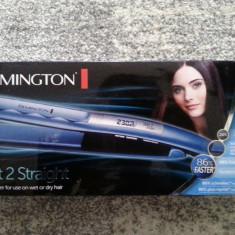 Placa pentru indreptat parul Remington Wet2Straight S7200 NOU SIGILAT - Placa de par