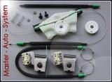 Kit reparatie macara geam  Volkswagen Golf 4 ('97-'07) fata stanga