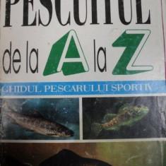 PESCUITUL DE LA A LA Z - Carte sport