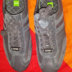 Adidasi Hugo Boss originali !!! - Adidasi barbati Hugo Boss, Marime: 43, Piele naturala