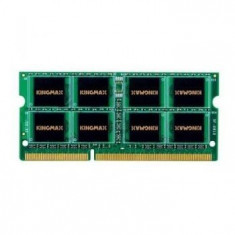 Memorie laptop Kingmax DDR 3 - Memorie RAM laptop Kingmax, 4 GB, 1333 mhz