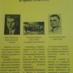 SERBAN MILCOVEANU ATENTATUL DIN 21 SEPT 1939 CONTRA LUI ARMAND CALINESCU SI EPOCA 1930 1950 2004 304 P MISCAREA LEGIONARA CORNELIU CODREANU HORIA SIMA