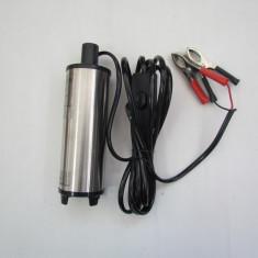 Pompa electrica transfer combustibil 12 V/24V, Universal