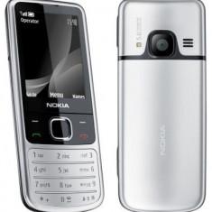 Nokia 6700 silver noi noute doar telefon si incarca 12luni garantie PRET:690lei, Argintiu, Neblocat