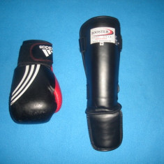 MANUSA DE BOX SI APARATOARE FIGHT GEAR ORIGINALE - Manusi box