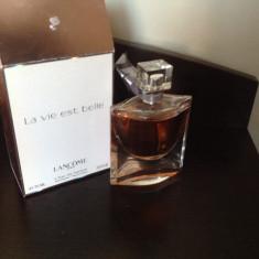 Parfum Original LANCOME LA VIE EST BELLE - Parfum femeie Lancome, 75 ml