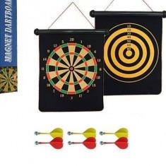 Darts magnetic, cu suprafata dubla de joc - Set Darts