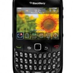 Blackberry 8520 Curve black, white, red, purple, nou nout 2ani garantiePRET:200lei - Telefon mobil Blackberry 8520, Neblocat