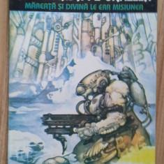 Daniel Walther - Ambuscada pe Ornella - Carte SF
