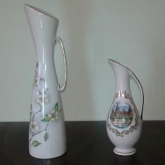 Vaza de portelan Bavaria Gold , set dua buc. 2+1 GRATIS
