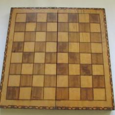 CUTIE(TABLA SAH si TABLE)-lemn - Piese sah