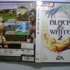 Joc PC - Black & white 2 ( GameLand ) - Jocuri PC, Strategie, 3+