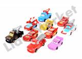 Cars - set cu 10 masinute
