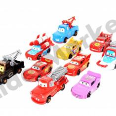 Cars - set cu 10 masinute - Masinuta