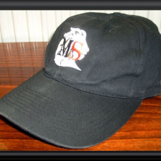 Sapca barbat neagra MS Aprilia Racing G.P. di Valencia 2000 - Sapca Barbati, Marime: Marime universala, Culoare: Negru