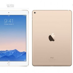 Ipad AIR 2 64gb 4G+WI-FI gold, silver nou sigilat la cutie 12luni !PRET:2650lei - Tableta iPad Air 2 Apple, Auriu, Wi-Fi + 4G