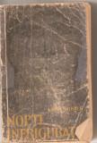 (C5818) AUREL MIHALE - NOPTI INFRIGURATE, POVESTIRI DIN RAZBOI, EDITURA TINERETULUI, 1959, ILUSTRATII DE ION ION