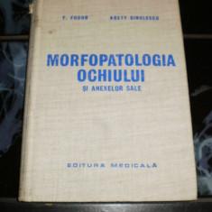 Morfopatologia ochiului si anexelor sale - F. Fodor - Carte Chirurgie