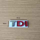 Emblema TDI new - Embleme auto