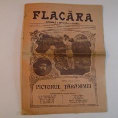REVISTA FLACARA, ANUL V, NR.4, 7 NOIEMBRIE 1915