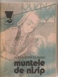 (C5801) ALEXANDRE DUMAS - MUNTELE DE NISIP, VOL. 2, EDITURA MERIDIANE, 1990