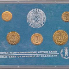 bnk mnd Kazahstan  Kazakhstan set monetarie 1993