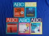 Cumpara ieftin LOT 5 CARTI COLECTIA ABC - BUCURESTI - 1972-1985