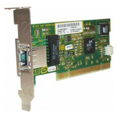 Placa de Retea 3Com low profile, Intern, PCI