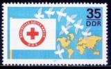 Germania DDR 1987 - cat.nr.2709 neuzat,perfecta stare, Nestampilat