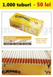 1.000 tuburi de tigari CAMEL Original pentru injectat tutun