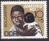 Germania DDR  1987 - cat.nr.2721 neuzat,petfecta stare, Nestampilat