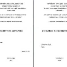 LUCRARE DE LICENTA A.M.G. - INGRIJIREA PACIENTULUI CU GRIPA