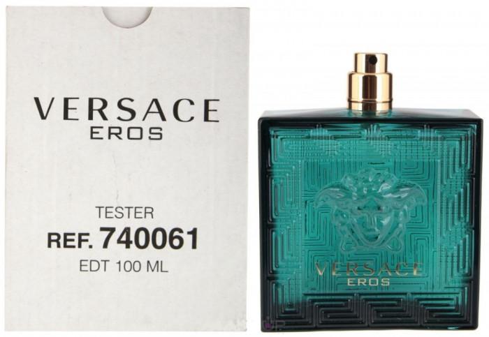 Vand Parfum Original Versace Eros Tester Apa De Toaleta 100ml