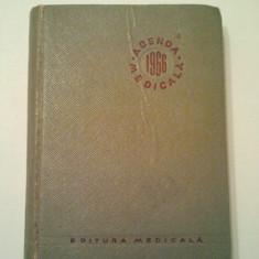 AGENDA MEDICALA 1966 ( 657 )