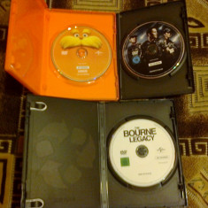 3 DVD originale cu romana - Film actiune paramount