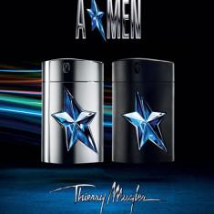 Vand PARFUM ORIGINAL A*MEN RUBBER & REFILL METALL - THIERRY MUGLER, Apa de Toaleta la 100ml pentru Barbati - Parfum barbati