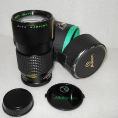 Vand obiectiv pe montura CONTAX/YASHICA 3.3 f = 200mm, impecabil - Obiectiv DSLR