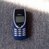 Nokia 8210 blue folosit stare buna, incarcator original in orice rt!PRET:160ron - Telefon Nokia, Albastru, Nu se aplica, Neblocat, Single SIM, Fara procesor