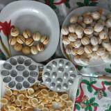 Forma de nuca presa de prajituri nuci cu 16 ''gaoci'' - Forma prajitura