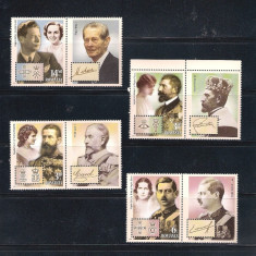 ROMANIA 2015 - REGALITATEA IN ROMANIA - VINIETA 3 -  LP 2056