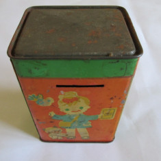 PUSCULITA ROMANEASCA TABLA DIN ANII 80