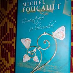 Cuvintele si lucrurile - Michel Foucault - Filosofie
