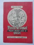 Vioara de argint (povesti, ghicitori, jocuri ...) - Claudiu Voda  / C37G, Alta editura