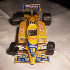 Macheta masina de curse scara 1/24 Bburago - Macheta auto