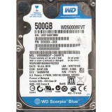 HDD laptop Western Digital 500 GB