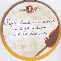 Suport de pahar / Biscuite TIMISOREANA