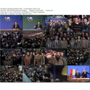 Revolutia Romana 1989 In Direct - Transpuneri digitale  din casete Beta!